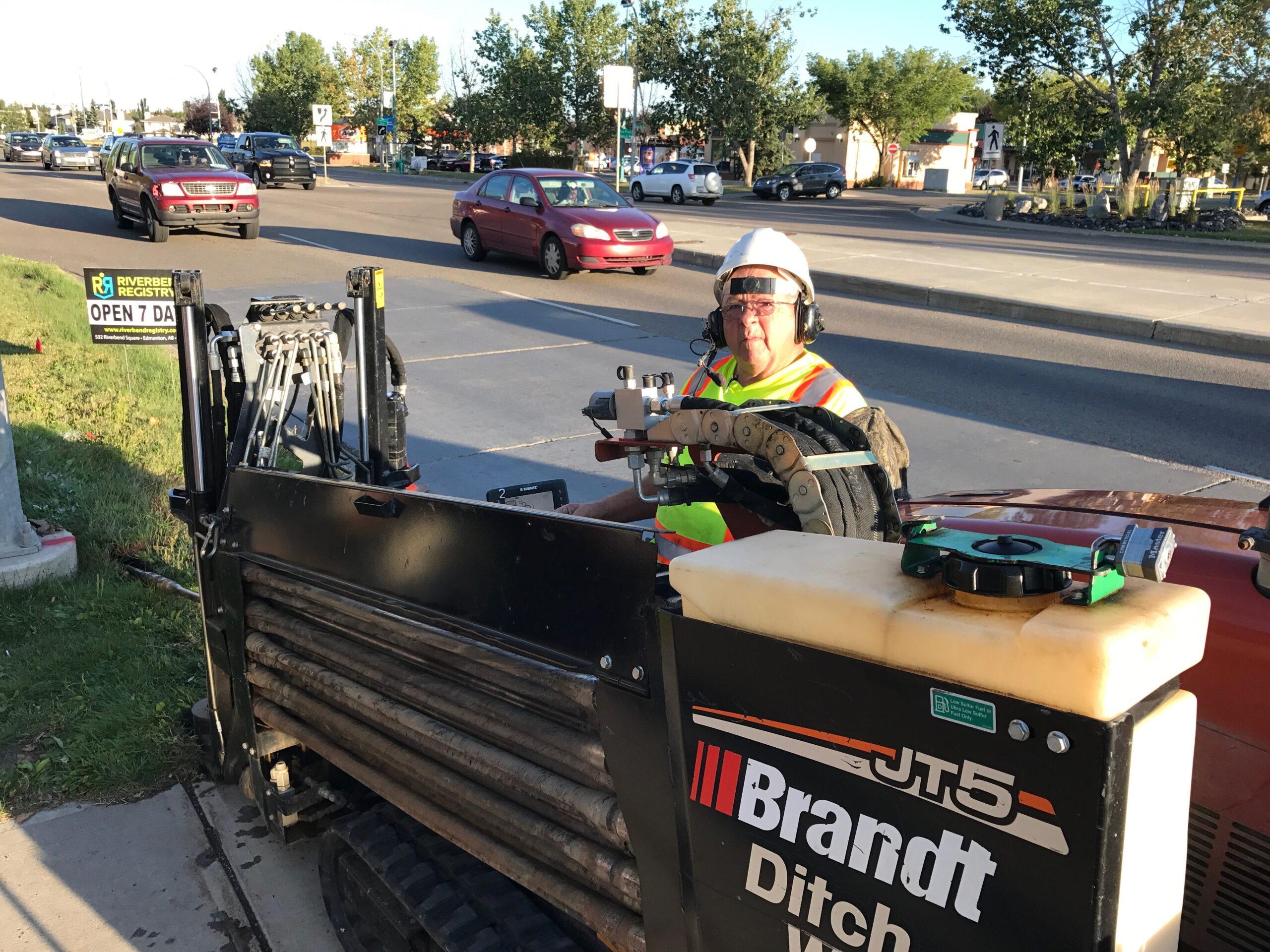 drill operator